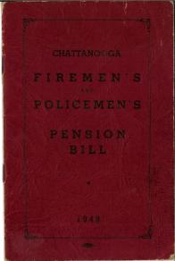 1949 Pension Legislation